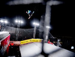 ARAG Big Air 2017 // FIS Snowboard Big Air World Cup // Winner: Marcus Kleveland