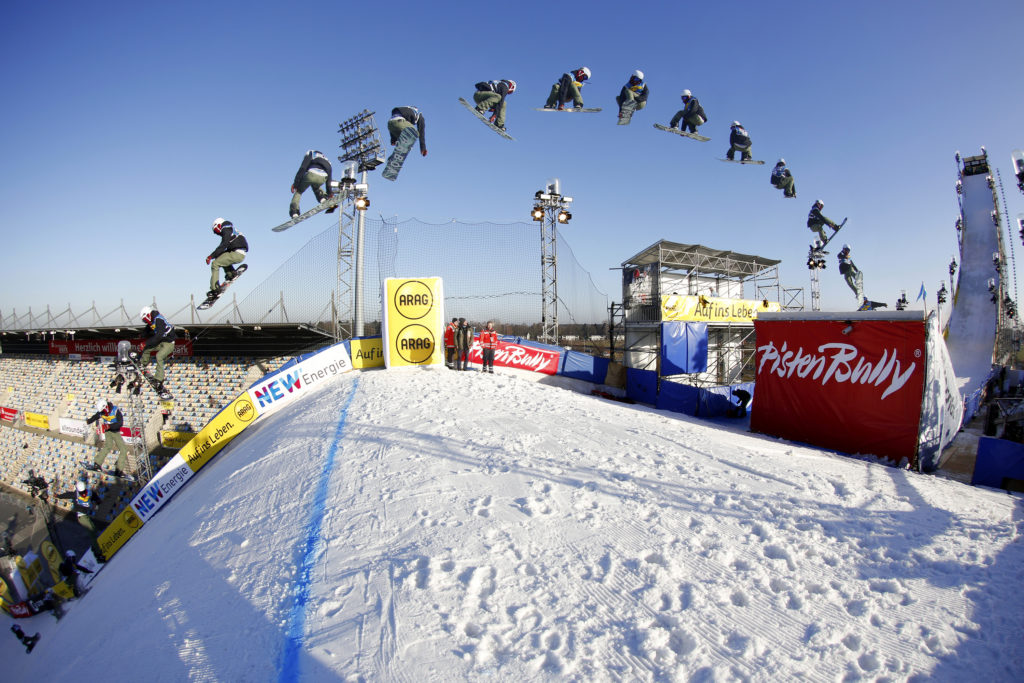 ARAG Big Air Freestyle Festival 2016 | Foto: Tim Korbmacher